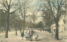 Bruxelles Avenue Louise 1908 - Brussel (Stad)