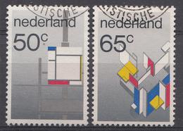 Pays-Bas 1983  Mi.nr: 1234-1235 Gemälde  Oblitérés / Used / Gestempeld - 1980-... (Beatrix)