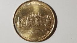 Château De Chambord Cnmhs  2005 - Monnaie De Paris