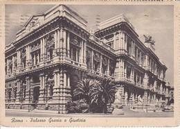 AK Roma - Palazzo Grazia E Giustizia - 1930 (33123) - Roma (Rome)