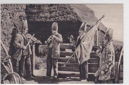 Açores -S. Miguel -foliões - Açores