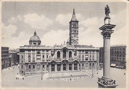 AK Roma - Basilica Di S. Maria Maggiore - 1937 (33127) - Kerken