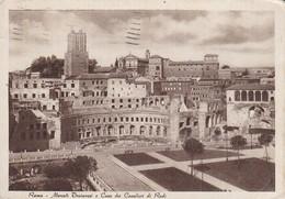 AK Roma - Mercati Traianesi E Casa Dei Cavalieri Di Rodi (33128) - Roma