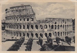 AK Roma - Anfiteatro Flavio O Colosseo - 1947 (33129) - Colosseo
