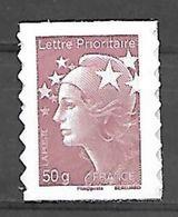 A252  Adhésif Marianne De Beaujard N°594 N++ - Frankreich