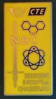 2° Groupe De Chasseur/ CTE - NBC / Matricule 114 - Army