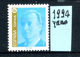 SPAGNA - Regno Di RE  JUAN CARLOS 1 - Year 1994 - Usato - Used -utilisè - Gebraucht. - 1931-Oggi: 2. Rep. - ... Juan Carlos I
