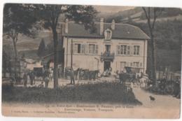 VAL D'AJOL - Etablissement E. Peureux , Près De La Gare - Autres Communes