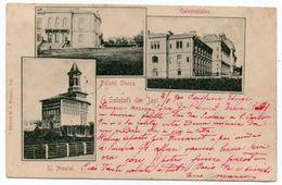 ROMANIA/ROUMANIE - SALUTARI DIN JASI/JASSY/IASI - VIEWS - 1900 - Romania