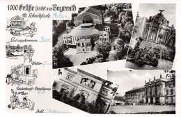 1000 Grüsse Sendet Aus BAYREUTH - Bayreuth