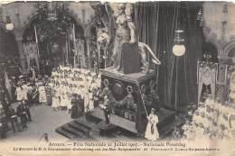 ANVERS - Fête Nationale 21 Juillet 1907 - Le Discours De M. Le Bourgmestre - Antwerpen