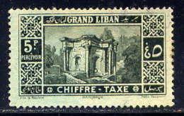 Gd LIBAN - T15° -  BAALBECK - Gran Libano (1924-1945)