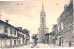 ***  81  ****  VILLEFRANCHE D'ALBIGEOIS L'église -   Timbrée TTB - Villefranche D'Albigeois
