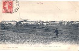 ***  81  **** Valence D'Albigeois  Vue Générale Vu De L'est - Valence D'Albigeois