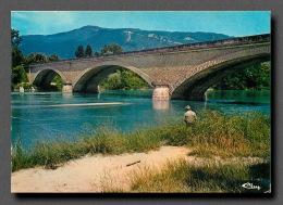 SAINT BENOIT  Le Pont D'EVIEU Sur Le Rhone  (scan Recto-verso) FRCR91086 - Autres Communes