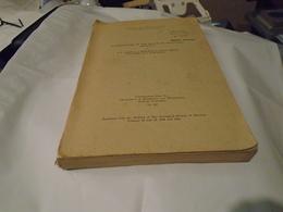 Minéralogie, Pétrographie, Petrography : IGNEOUS ROCKS OF THE HIGHWOOD MOUNTAINS, MONTANA By LARSEN HURLBUT GRIGGS 1939 - Sciences De La Terre