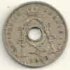 Belgium Belgique Belgie Belgio 5 Cents FL KM#67 1930 Star - 1909-1934: Alberto I