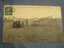 C.P.A.- AVIATION : VUE DE PROFIL DU GASTAMBIDE MANGIN. - ....-1914: Precursori