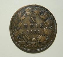 Portugal X Reis 1883 D. Luiz I - Portugal