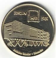 Monnaie De Paris. Allemagne - Berlin - Globe Taler Schneider Et Schumacher 1996 Info Box. Neuve - Monnaie De Paris