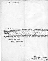 LETTERA - Manuscripts