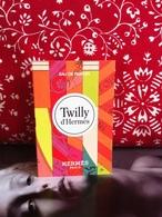 Hermès - échantillon Twilly - Perfume Samples (testers)