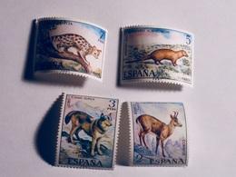 ESPAGNE  1972  Lot # 98  ANIMAL - 1931-Aujourd'hui: II. République - ....Juan Carlos I