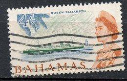 Bahamas 1965 4p Ocean Liner Issue  #209 - Bahamas (...-1973)