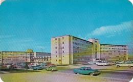 Wyoming Laramie Men's Dormitory University Of Wyoming - Laramie