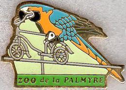 ZOO DE LA PALMYRE PERROQUET - Villes