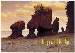 Canada Hopewell Rock's New Brunswick Canada - New Brunswick