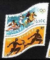 FRANCE 2004-N°P3686** (3686/3687) J.O.D'ATHENES - France