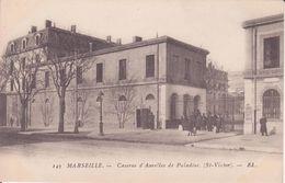 CPA -  143. Marseille - Caserne D'aurelles De Paladine (st Victor) - Marseilles