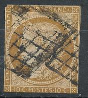 N°1 GRILLE 1849 VOIR DESCRIPTIF. - 1849-1850 Cérès