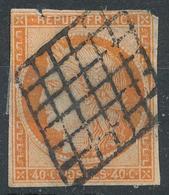 N°5 GRILLE 1849 VOIR DESCRIPTIF. - 1849-1850 Cérès