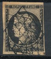 N°3 DOUBLE GRILLE 1849. - 1849-1850 Cérès