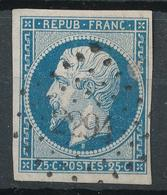N°10 NUANCE LOSANGE P.C. - 1852 Louis-Napoléon