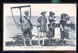 LANGRUNE PECHEURS - Pêche