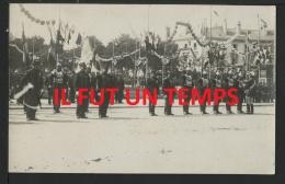 37 TOURS - La Revue Des Officiers - 14 Juillet - CPA PHOTO - Tours