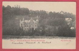 Spa - Château Des Sorbiers, Avenue De Barisart  - 1907  ( Voir Verso ) - Spa