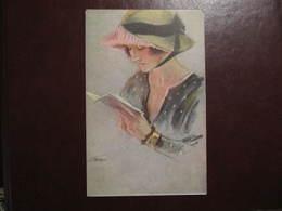 CPA - Illustrateur : S. MEUNIER - NOS MONTMARTROISES - Mode