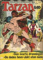 Tarzan & Co N° 3 - De Dødes Hevn (in Norwegian) Joe Kubert - Williams Forlag Oslo - 1975 - Limite Neuf - Books, Magazines, Comics