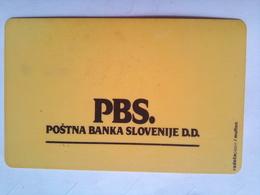 100 Units Postal Savings Bank - Slovenia