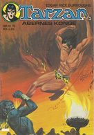 Tarzan Abernes Konge N° 18 + Frank Merrill - (in Danish) Williams Forlag - 1976 - Limite Neuf - Livres, BD, Revues