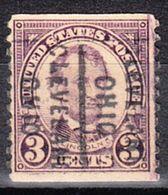 USA Precancel Vorausentwertung Preo, Locals Ohio, Cleveland 600-162 - Vereinigte Staaten