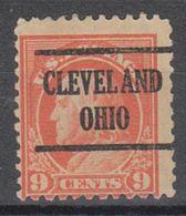 USA Precancel Vorausentwertung Preo, Locals Ohio, Cleveland 225, Perf. 11x11 - Vereinigte Staaten