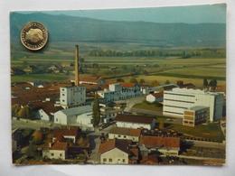 Nestle, Peter, Cailler, Kohler, Fabrique D'Orbe - VD Vaud