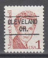 USA Precancel Vorausentwertung Preo, Locals Ohio, Cleveland Collector Made, No Precancel - Vereinigte Staaten