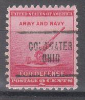 USA Precancel Vorausentwertung Preo, Locals Ohio, Coldwater 704 - Vereinigte Staaten