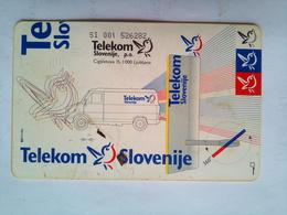 Telekom, Truck Rev 50 U - Slowenien